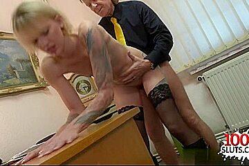 Small tits pornstar hardcore and cumshot