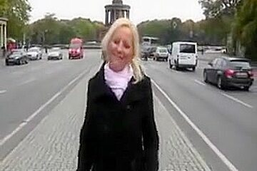 German girl public flashing in Berlin and with butt plug upskirt