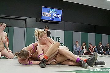 Can The Undefeated Dragons Come Back Win The Trophy?Will Dragon Be Forced To Cum On The Mat? - Publicdisgrace