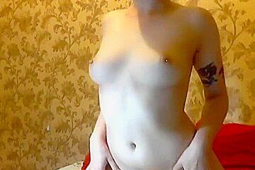 russian tomboy cam-slut