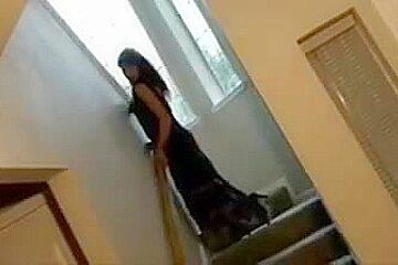 Elegant mature Andie undressed
