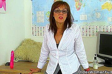 An older woman means fun part 59