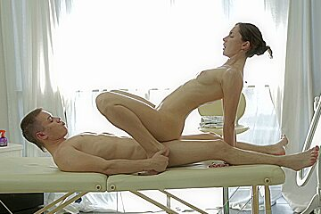 Dirty Flix - Aruna Aghora - Massage and anal pleasure