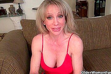 An older woman means fun part 129