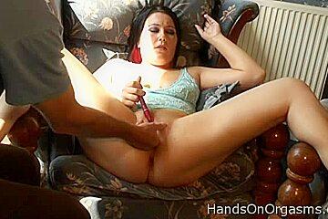 HandsOnOrgasms Video: Kaicee Marie Full Body
