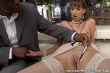 Slutty Girls Love Rocco #06, Scene #01