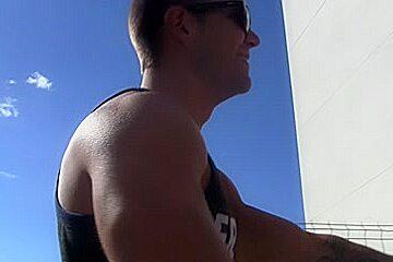 Spanish pickup ended ardent sex