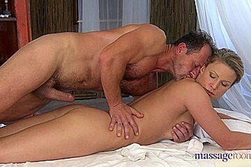 MassageRooms video: george on samantha