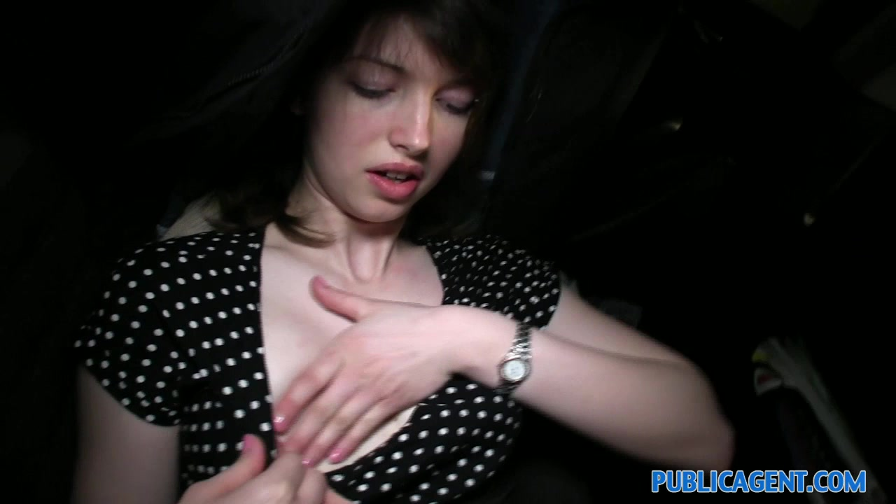 Public agent stairwell sex with russian student 2