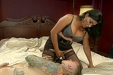 Blink and Your Ass is full of her cock Vaniity the Mighty