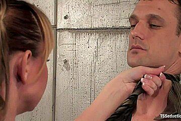 Steven Sweat and Danielle Foxxx