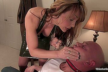 Danielle Foxxx and Jim