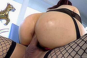 Big Tit She-Male X #02, Scene #01