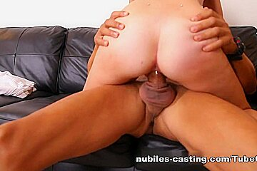 Nubiles-Casting Video: Ariana Marie & Sky Light