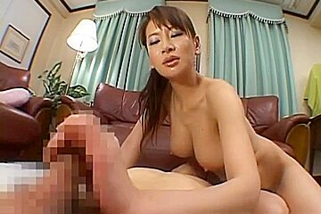 Rei Kitajima Lovely Asian teacher enjoys her student
