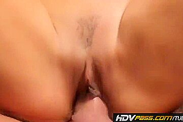 Zoey Holloway shows the MILFbusters blowjob and cock riding skills
