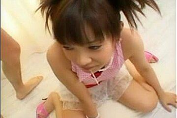 Hina Otsuka oral stimulation and bloopers