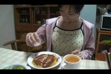Japan cum food