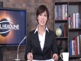 Japanese Newscast Uncensored Porn