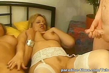 Paradise-Films Video: The Morning Orgy