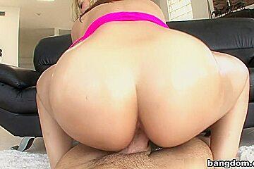 Sarah Vandella Creamy Pussy