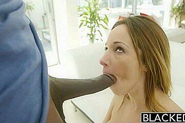 BLACKED Interracial Anal Sex with Jada Stevens