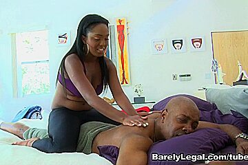 Layton Benton in Pretty Young Teens
