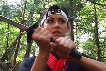 Female Ninja Ninjitsu
