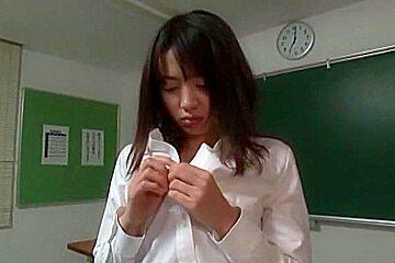 Day Dream Female Teacher