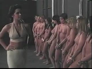 Naked harem slaves