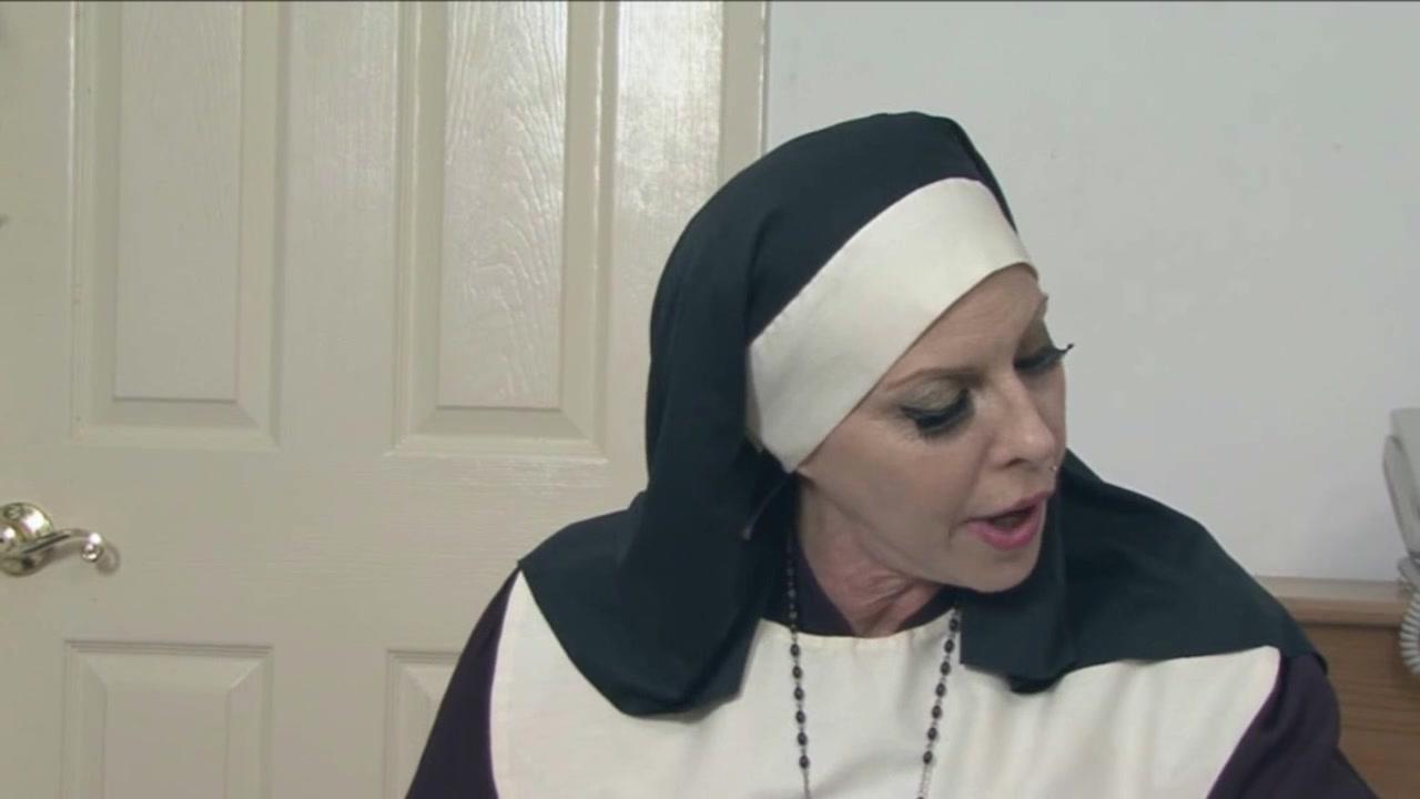 image Badoinkvr fuck a nun in virtual reality blake eden