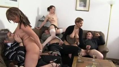Sex orgies amateur swingers group