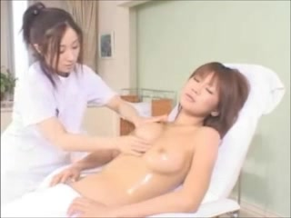 Japanese Breast Massage Video