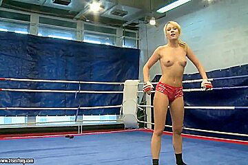 Teach me fisting blue angel nataly gold