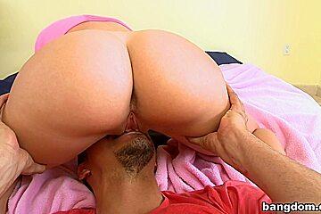 Jessie Rogers sexy ass