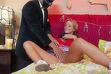Jordan Ash and his wife Nikki Sexx are having wild foursome sex