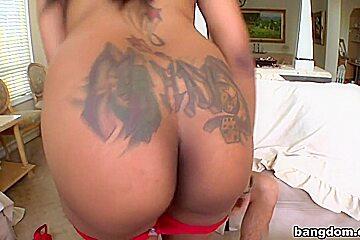Carmen & Her Luscious Chocolate Tits!