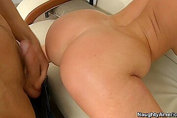 Sophie Dee & Johnny Castle in Ass Master Piece