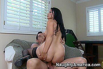 Sophia Lomeli & Billy Glide in Latina Dultery