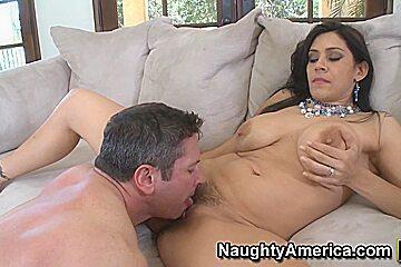 Raylene & John Strong in Latina Dultery