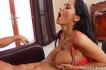 Ava Addams & Johnny Castle in I Have a Wife