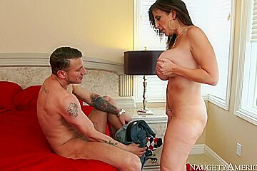 Sara Jay & Mr. Pete in Seduced by a Cougar