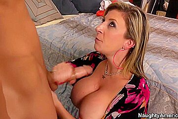 Sara Jay & Bruce Venture in Seduced by a Cougar