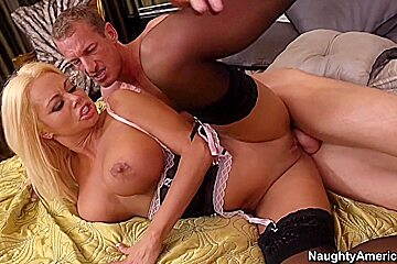 Nikita Von James & Ryan McLane in Seduced by a Cougar