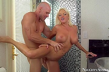 Nikita Von James & Johnny Sins in Seduced by a Cougar