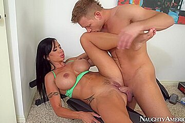 Jewels Jade & Bill Bailey in Seduced by a Cougar