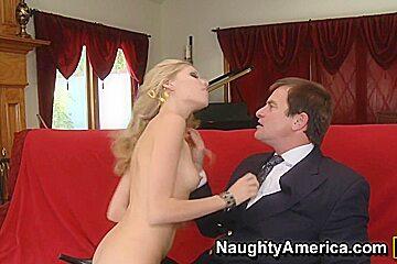 Nicole Ray & Evan Stone in Naughty Rich Girls
