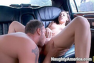 Gracie Glam & Rocco Reed in Naughty Rich Girls