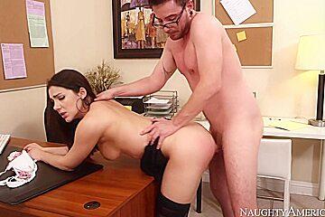 Valentina Nappi & Dane Cross in Naughty Office