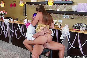 Dani Daniels & Johnny Sins in Naughty America